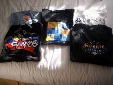 tshirts from SES San Jose 2007