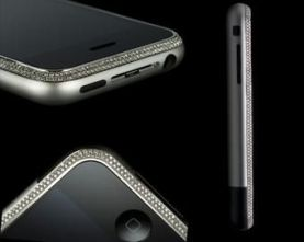Diamond Iphone