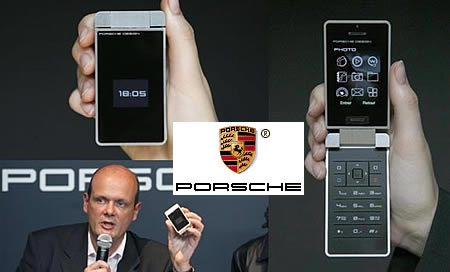 Porsche Cellphone by Sagem